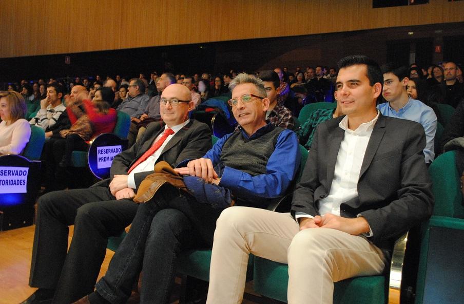 Valdepeñas acogió la 'Gala del Ciclismo de Castilla-La Mancha'