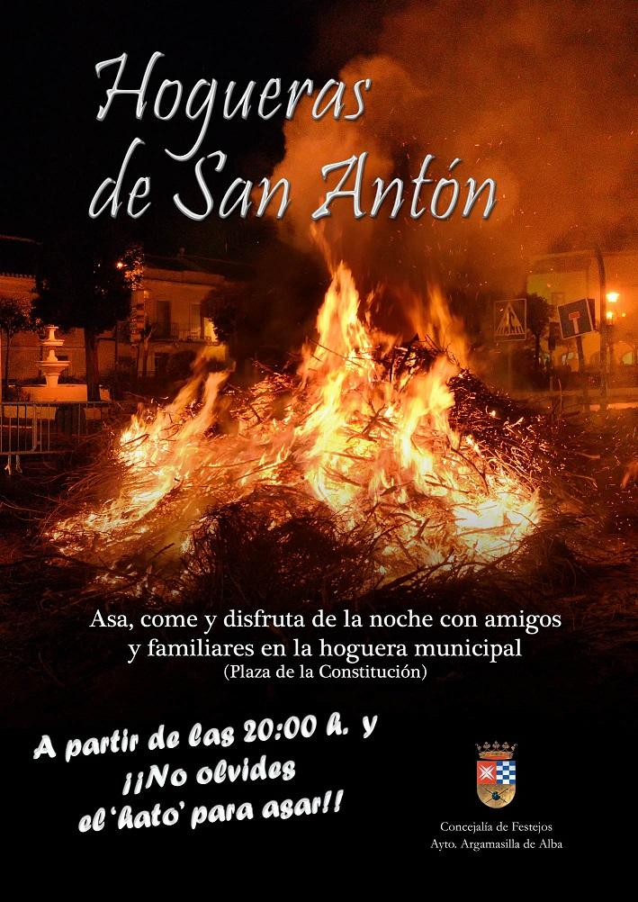 Hogueras San Anton