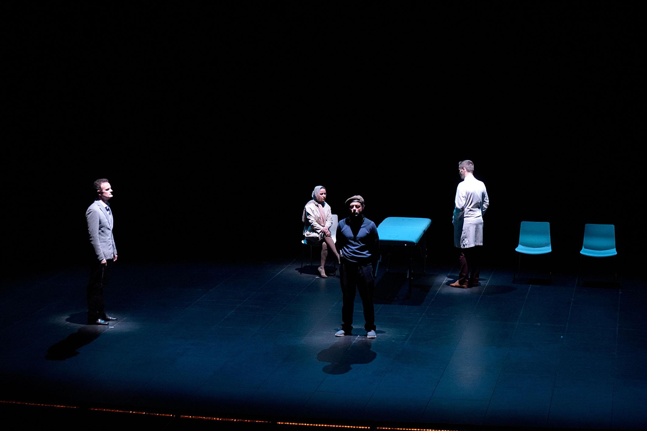 "'Dakota 2.0' abre el X Certamen Nacional de Teatro Aficionado ""Viaje al Parnaso"""