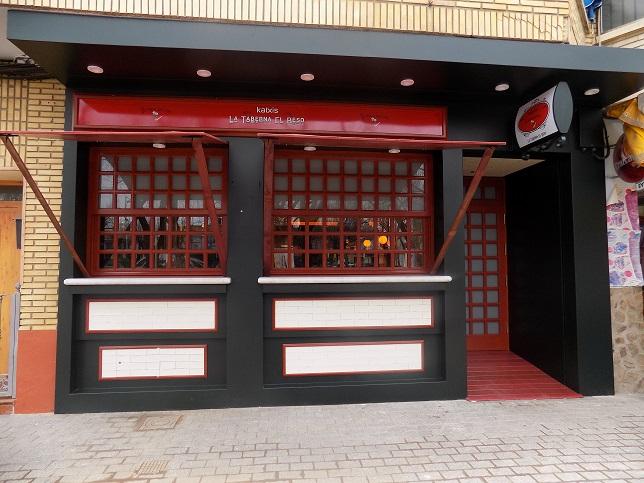 Vuelve el mítico bar KATXIS a Miguelturra