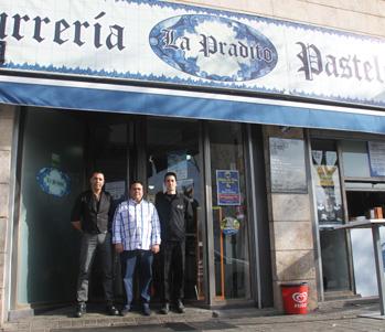 """Restaurantes """" La Pradito """". Mucha calidad, rapidez, y precio ajustado"""