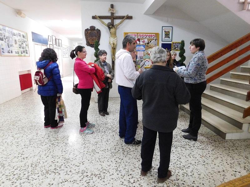 Jornada de puertas abiertas en el Divina Pastora