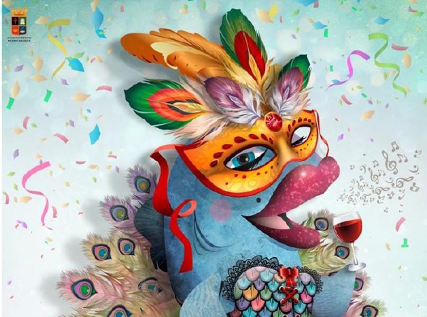 Pedro mu oz ya tiene listo su carnaval 2016 revista ayer for Revista primicias ya hoy