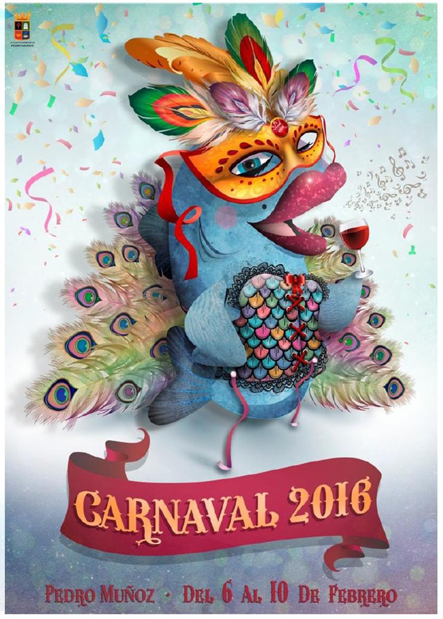 Pedro Muñoz Carnaval_2016