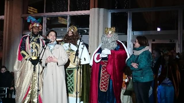 Los Reyes Magos han llegado a Ciudad Real cargados de sorpresas