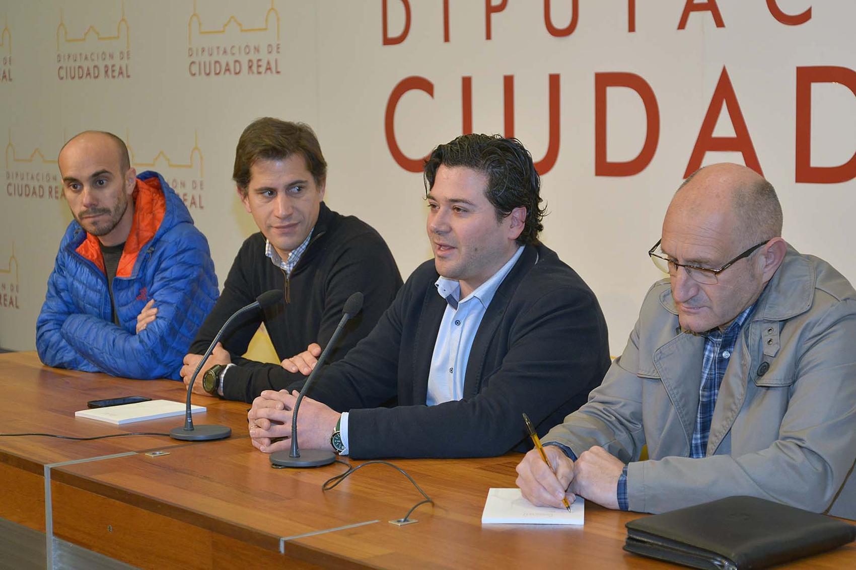 Importante apuesta de la Diputación para potenciar las actividades deportivas y el turismo de la provincia