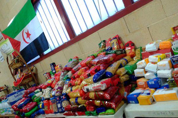 Más de 2.300 kg. de alimentos recogió el Torneo Benéfico de Fútbol Sala por el Sahara
