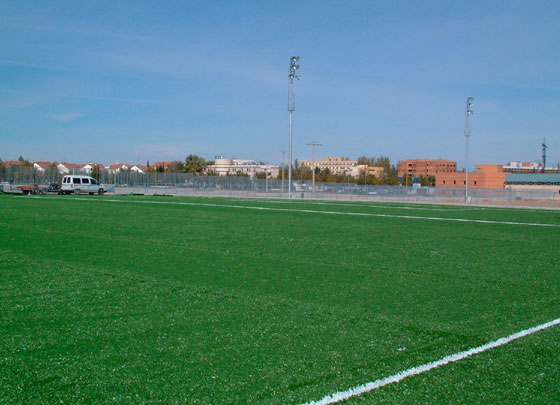 El Campo de Fútbol de Larache reabre sus puertas con un Torneo de prebenjamines