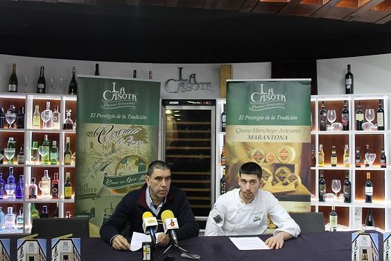 Seis cocineros competirán en 'Madrid Fusion' por llevarse el I Concurso Gastronómico de La Casota