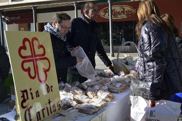 Cortadillos solidarios para la noche de Reyes en Daimiel