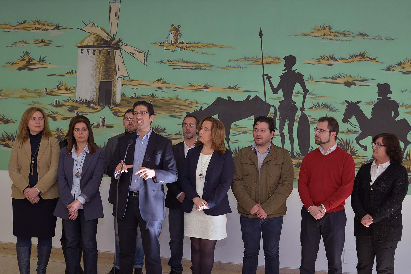 Caballero anuncia una línea de promoción del sector turístico de la provincia de un millón de euros