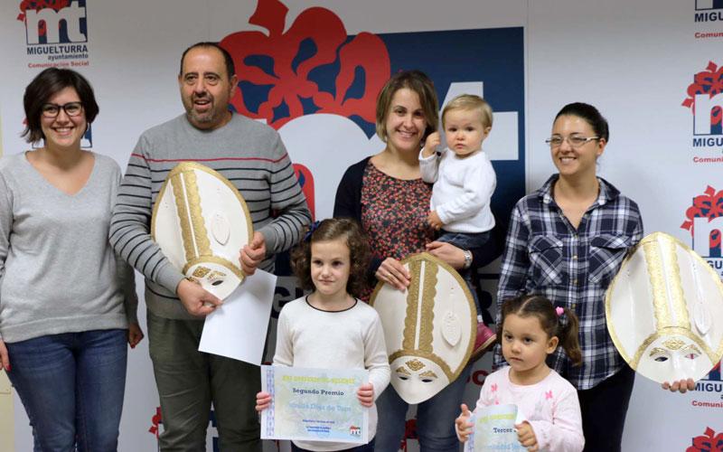 Rafael Fernández García se alza con el primer premio del Concurso de Belenes en su decimosexta edición