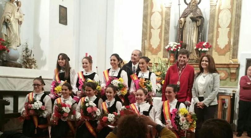 Éxito de participación en la Festividad de San Antón 2016 en Manzanares
