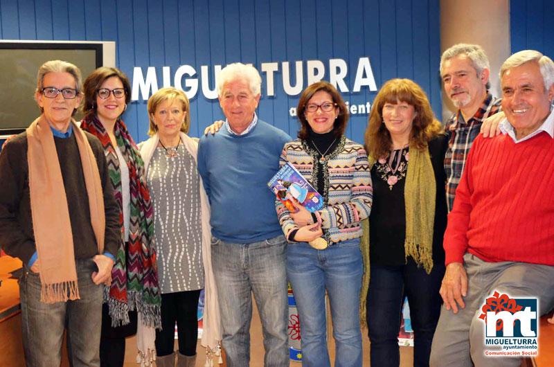 José Muñoz Ramírez y Mercedes Rivas Tellería serán las Máscaras Mayores del Carnaval de Miguelturra 2016