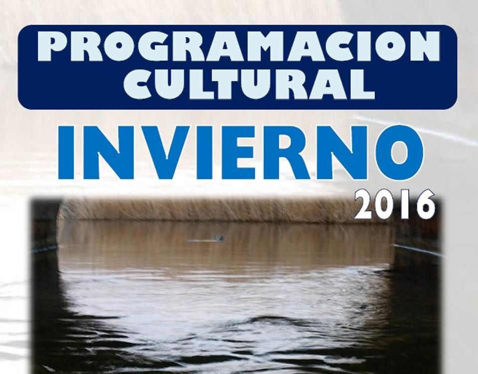 Propuesta cultural variada para la temporada de invierno de Pedro Muñoz