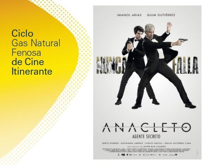 Javier Ruiz Caldera presentará «Anacleto: agente secreto» el próximo viernes 12 de febrero en Ciudad Real, en el Teatro Quijano