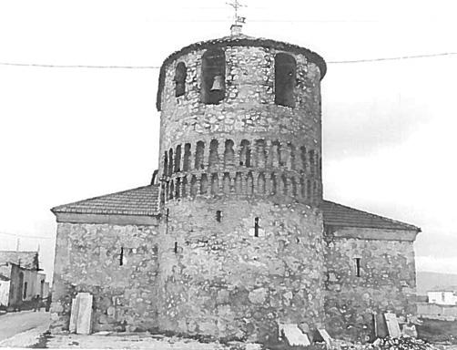 Iglesia Ntra. Sra. de las Angustias, Arenas de San Juan