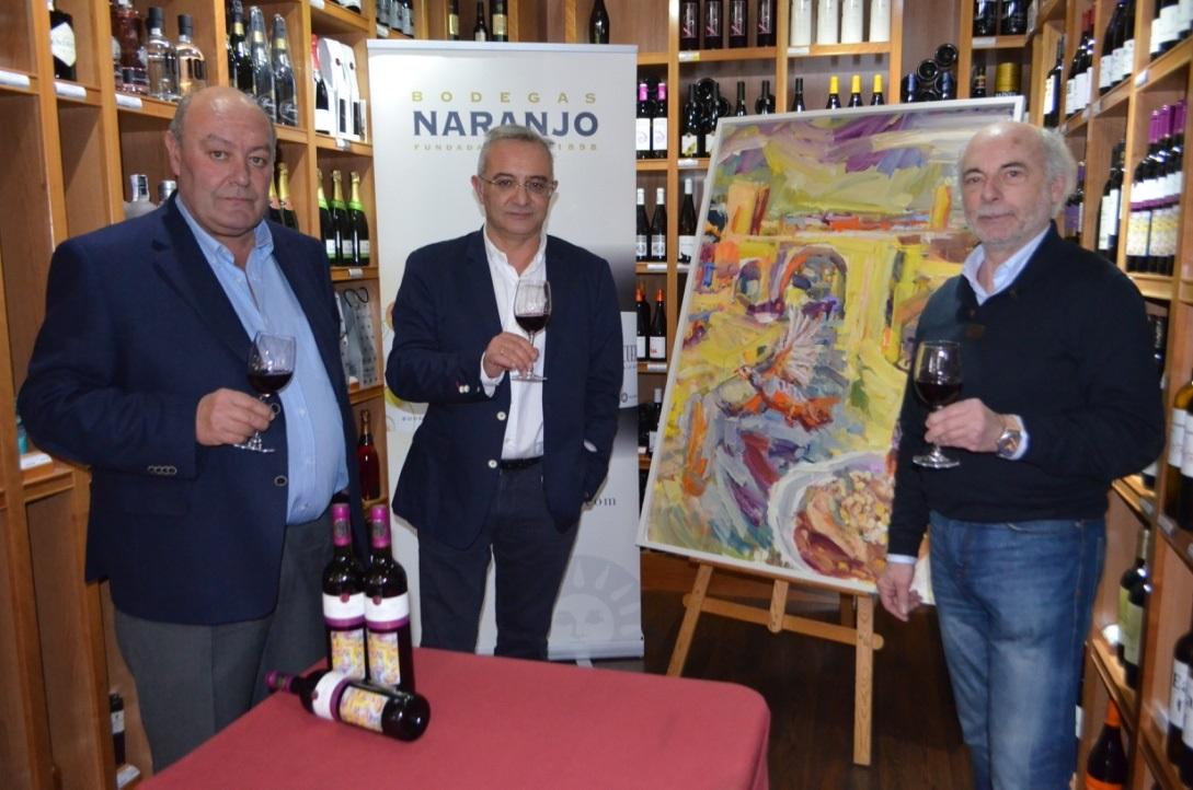 Bodegas Naranjo se suma a la capitalidad gastronómica 2016 de Toledo