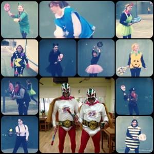 Carnaval en Club de Tenis y Pádel Poblete