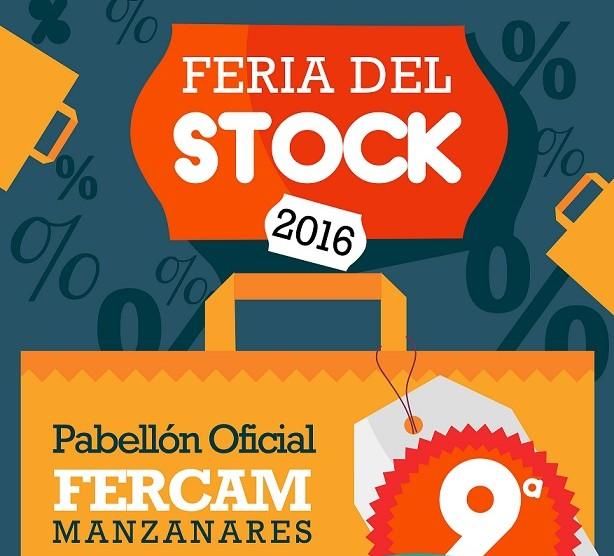 La novena edición de la Feria del Stock en Manzanares se celebrará los días 19, 20 y 21 de febrero