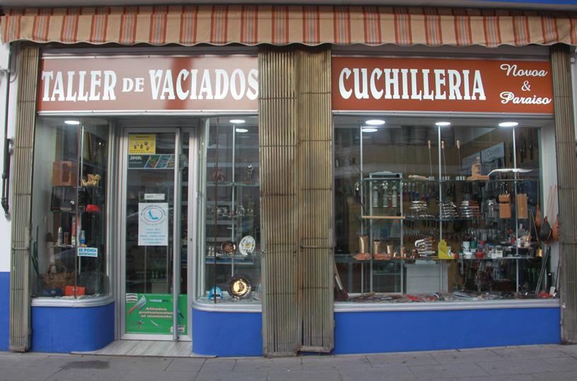 Cuchillería Novoa & Paraiso