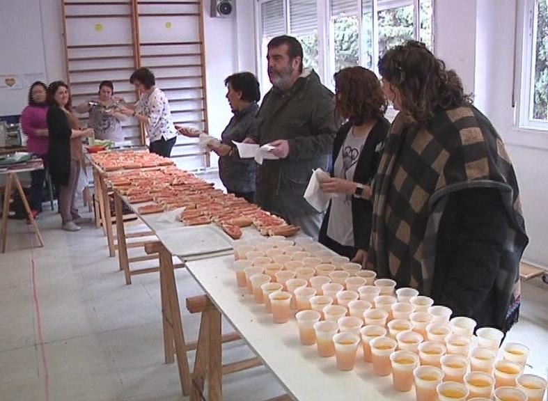 El colegio Juan de Austria apuesta por los desayunos saludables