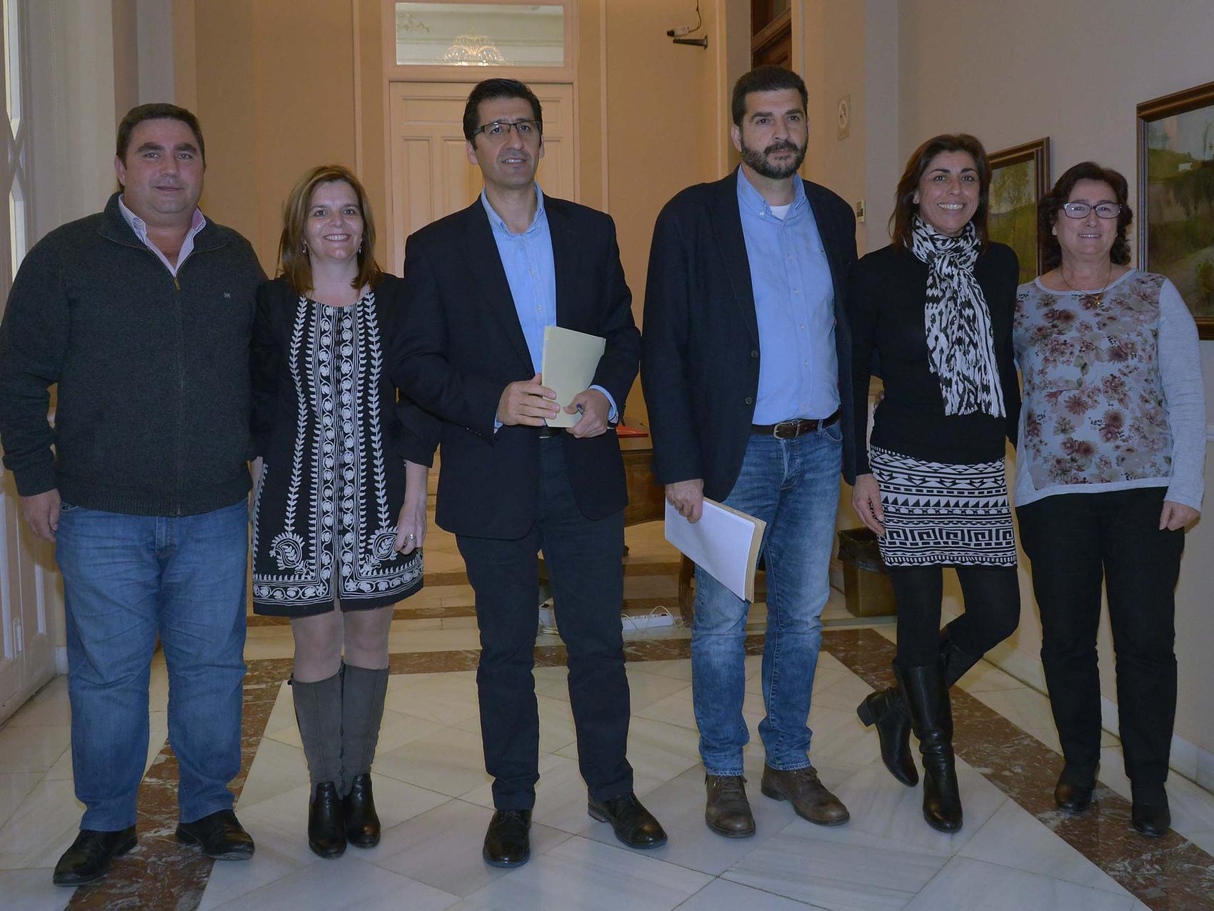 La Diputación reparte entre todos los pueblos y aldeas 8´8 millones de euros para obras en 2016