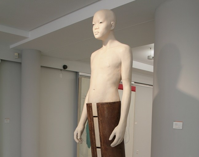 """""""Vive tu museo"""" analizará los viernes 19 y 26 una escultura del artista Jesús Curiá"""