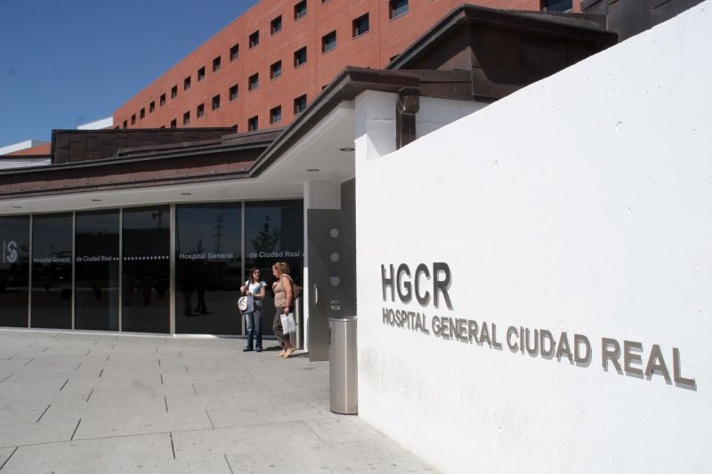 Continua ingresada en el Hospital de Ciudad Real una persona de 65 años debido al brote de legionela