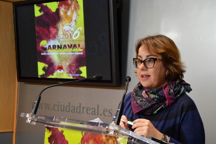 Rolando Urios será el Pregonero de los Carnavales de Ciudad Real 2016