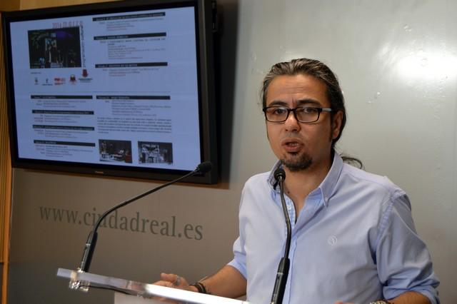 El Homenaje a López-Villaseñor, Semana Santa y FECICAM, eventos culturales de marzo en Ciudad Real