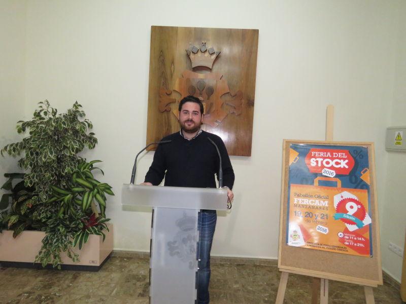 La IX Feria del Stock de Manzanares contará con treinta expositores y estará al cien por cien de su ocupación