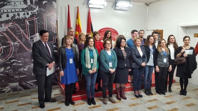 Ciudad Real presenta sus acciones en materia de Igualdad en el 4º Encuentro del Proyecto POWER