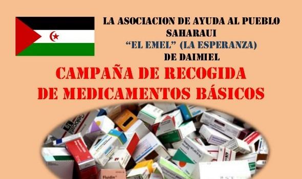 Medicamentos para el Sáhara