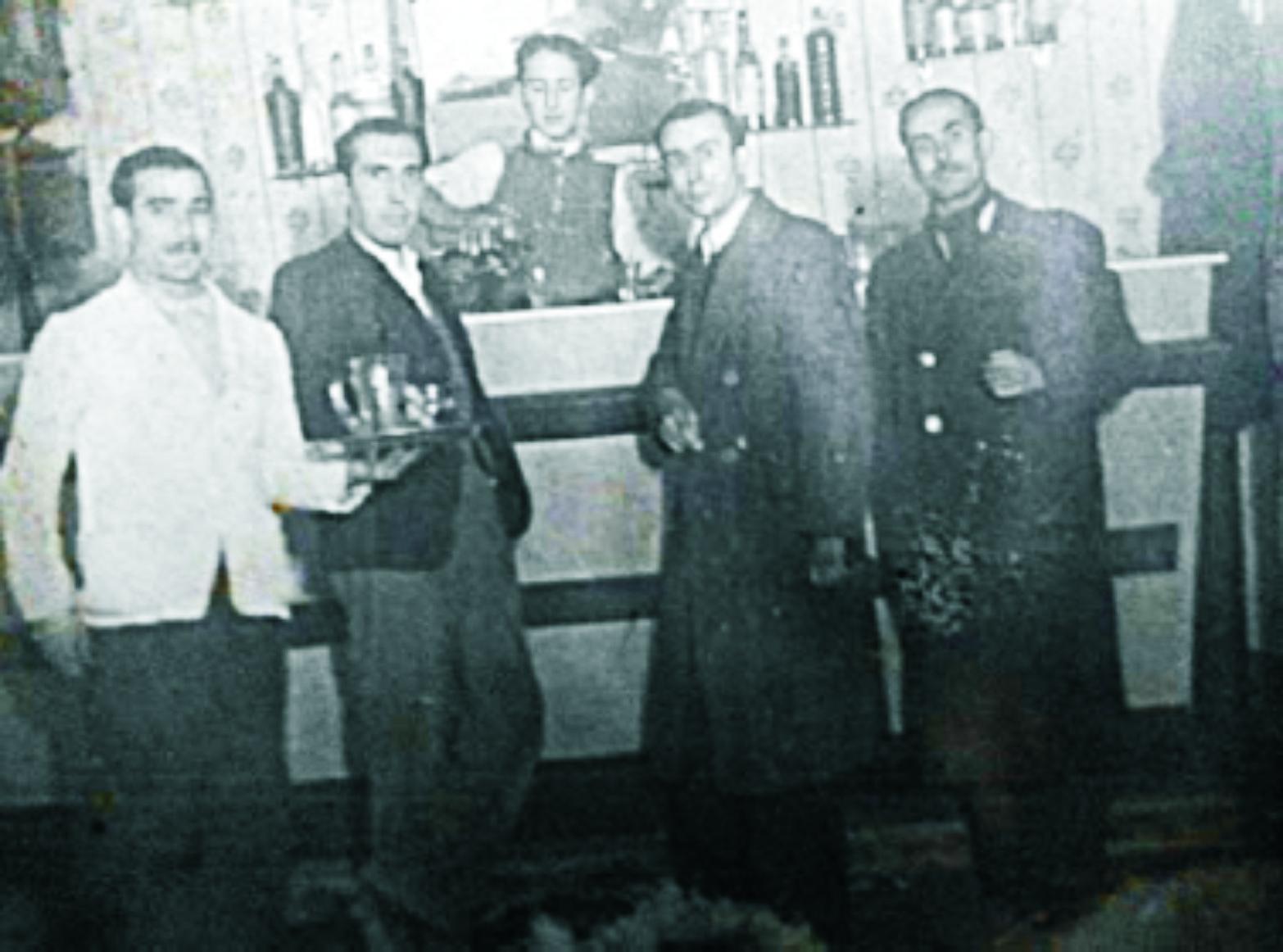 Bar Penalty, año 1947