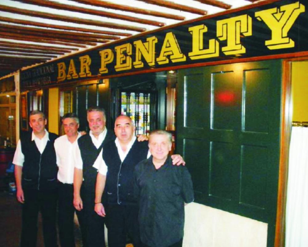 Bar Penalty. Un grande de la hostelería de Valdepeñas