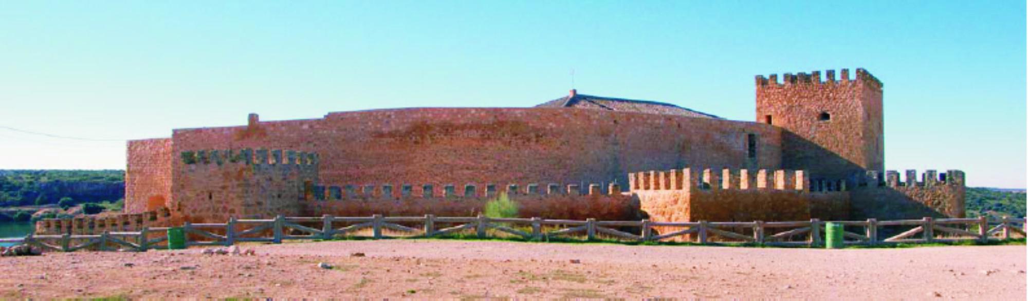 Castillo de Peñarroya, Argamasilla de Alba