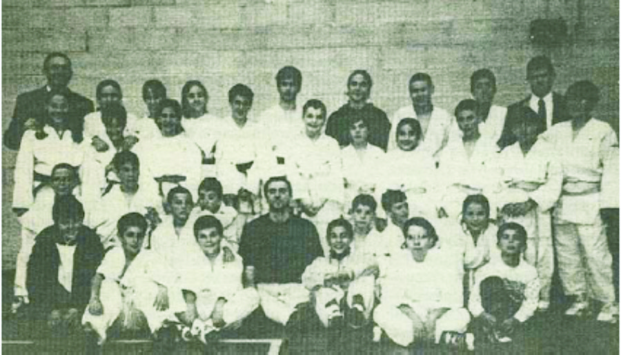 Club Deportivo Ortega Judo