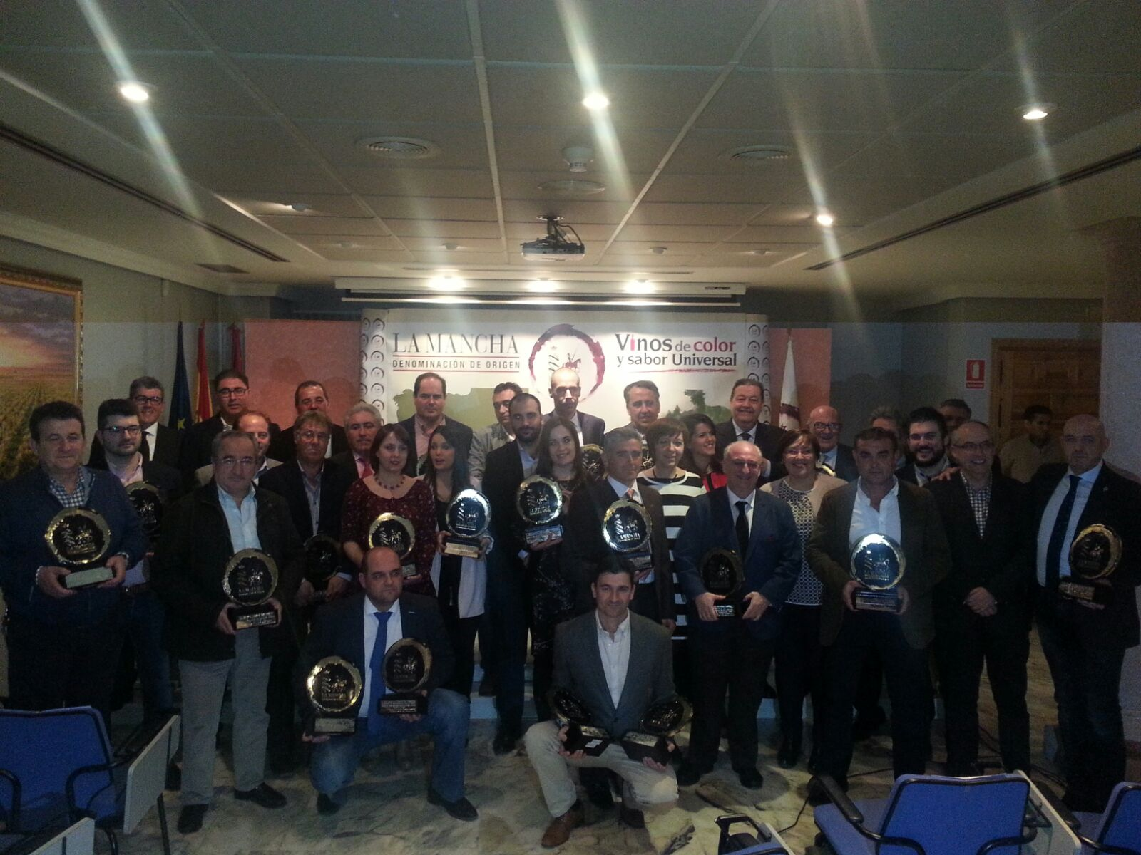 Calidad creciente de los vinos DO La Mancha en la XXIX entrega de los premios embotellados