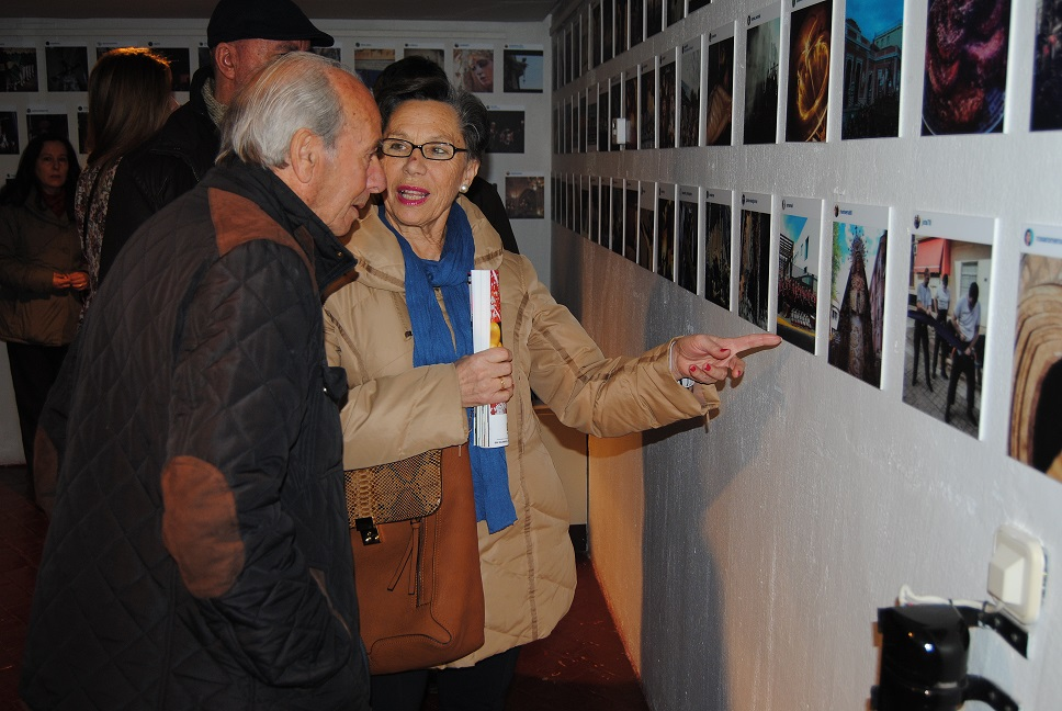 Exposición de fotografías de Semana Santa