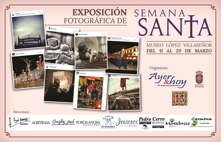 Ayer&Hoy organiza la primera exposición de fotografías de móvil sobre la Semana de Pasión en la provincia
