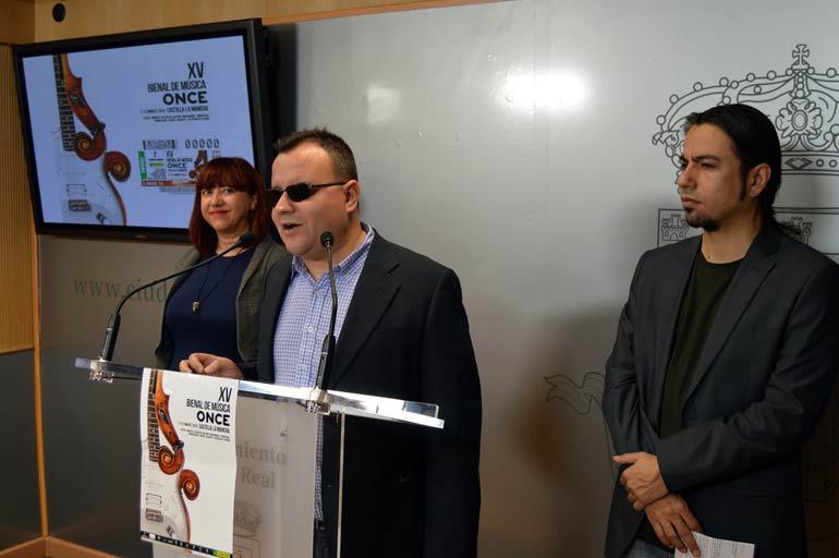 El Quijano acoge el jueves la XV Bienal de Música ONCE con el Orfeón Fermín Gurbindo e Ignasi Terraza
