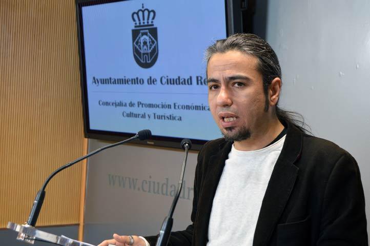 El Ayuntamiento convoca las I Jornadas Participativas para el Diseño de la Cultura de Ciudad Real