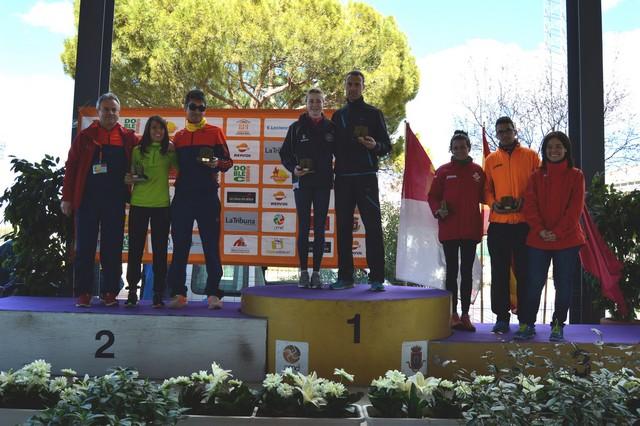 """Salamanca y Maclennan se alzan con la IX edición de la Carrera Urbana de Ciudad Real """"La Tribuna"""""""