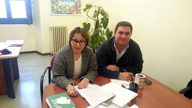 """Valverde y Las Casas contarán una vez al mes con la visita de los """"Ecopuntos"""" del Consorcio RSU"""