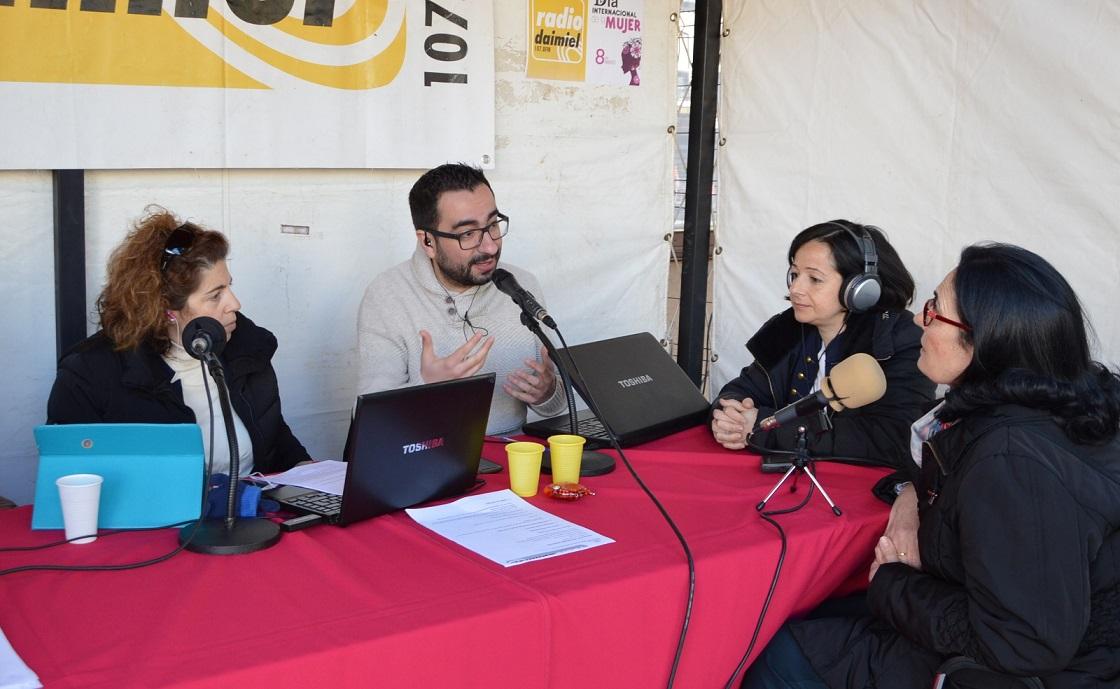 Radio Daimiel celebra el Día de la Mujer