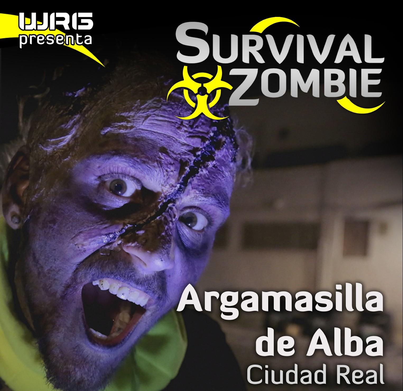 A la venta las entradas para la Survival Zombie en Argamasilla de Alba