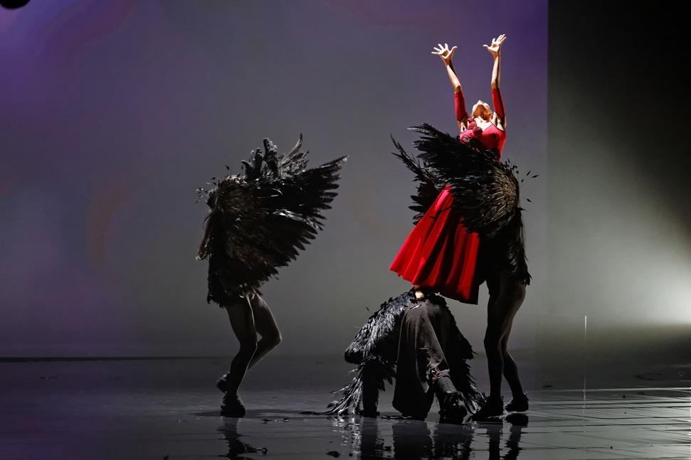 """"""" El amor brujo """" de Víctor Ullate, este viernes en el Teatro Auditorio de Valdepeñas"""