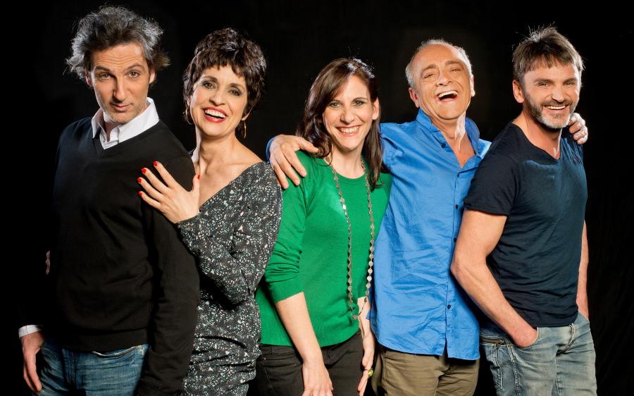 Fernando Tejero, Josema Yuste, María Adánez y Felisuco, se subirán esta primavera al Teatro de Valdepeñas