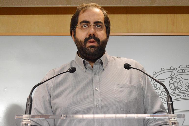 Serrano valora la unanimidad de los sindicatos para que se firme el Acuerdo Marco